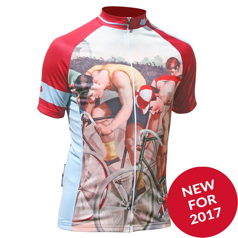 Impsport Retro Collection - Leading The Pack Cycling Jersey New for 2017