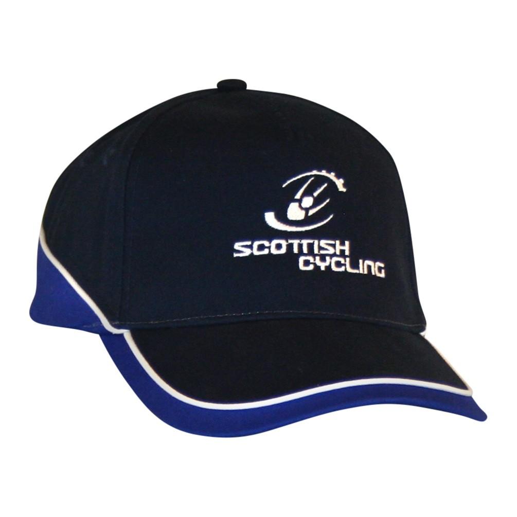 Scottish Cycling Replica Cap