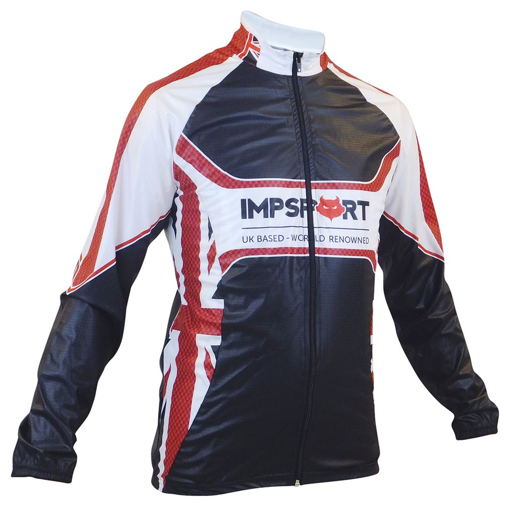Scottish Cycling Replica Winter Training Jacket