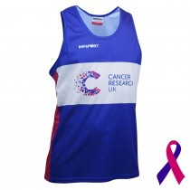 Cancer Research UK Running Vest