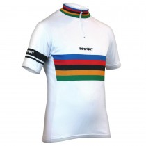 Impsport Masters Cycling Jersey White