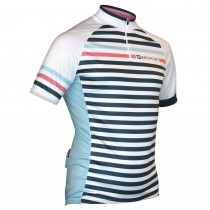 Impsport Rouleur Pink Cycling Jersey Front