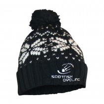 Scottish Cycling Replica Bobble Hat