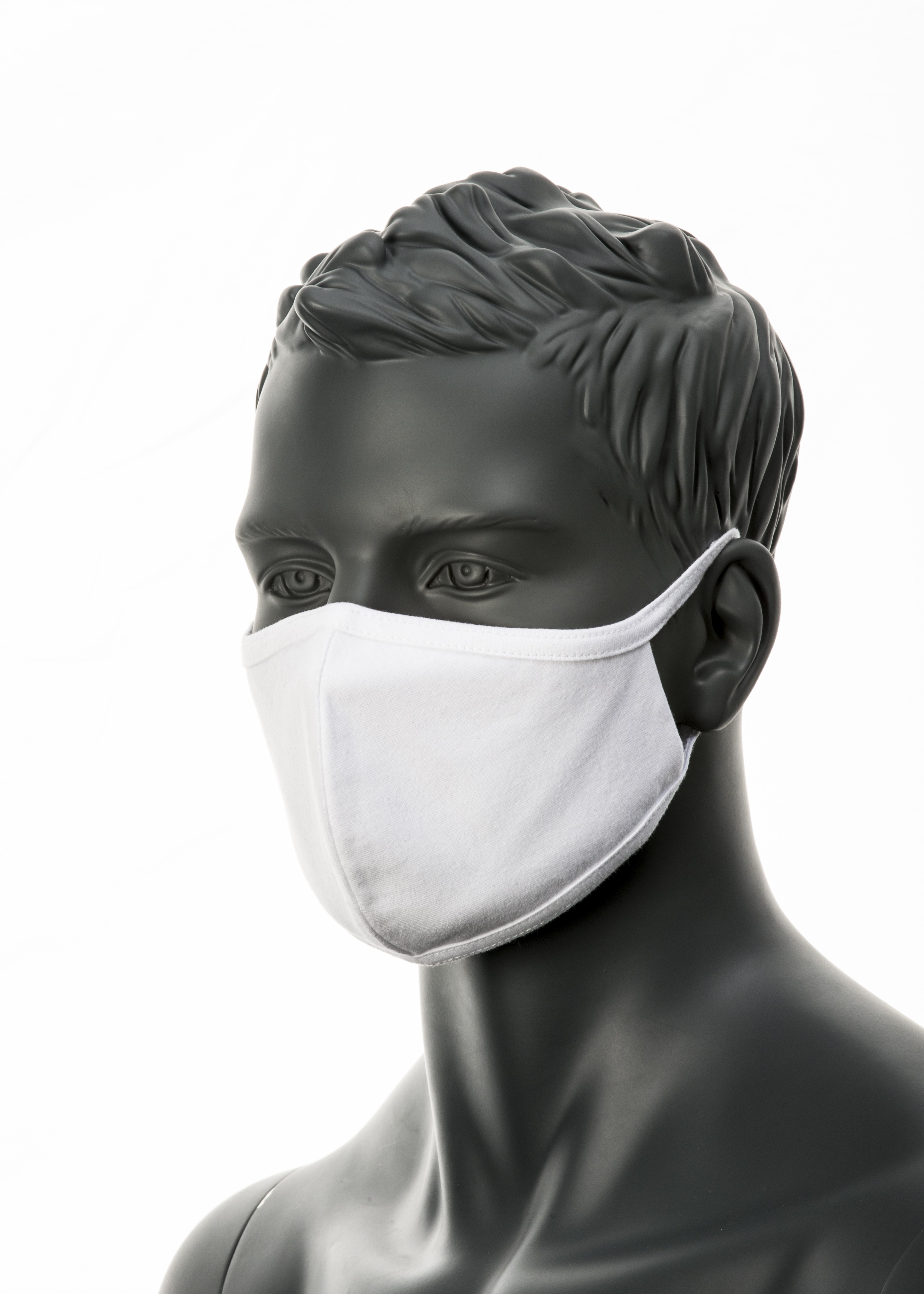 2 Layer Washable Reusable Fabric Face Mask