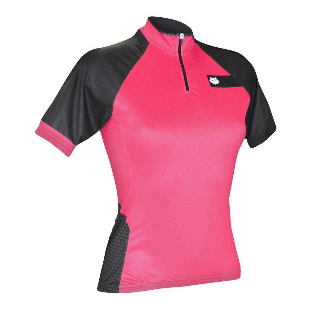 Impsport Echelon Purple Cycle Jersey Front