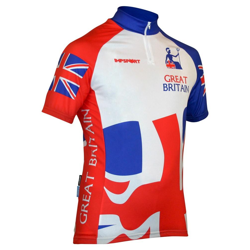 Impsport Rule Britannia Cycling Jersey