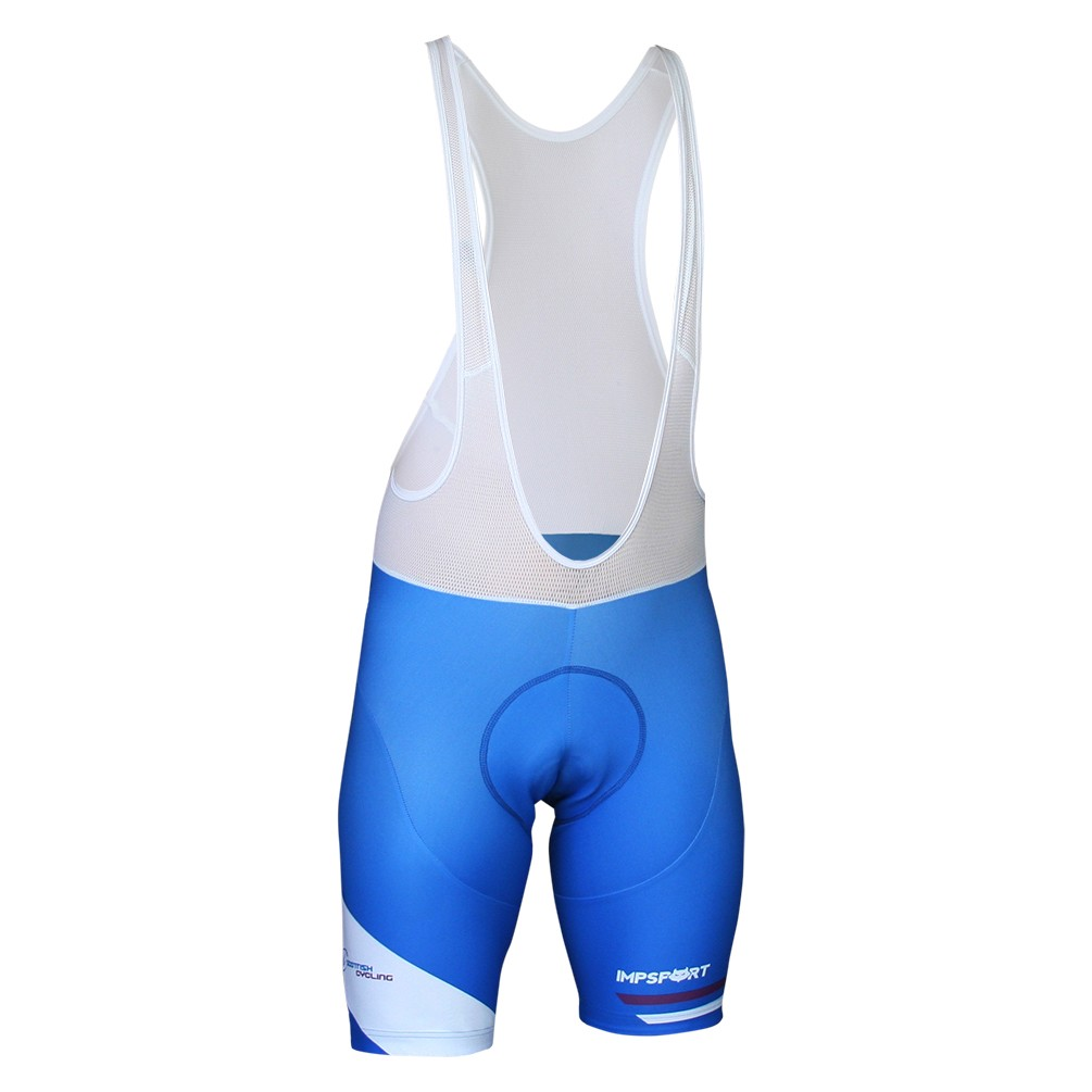 Scottish Cycling Replica Club Fit Bibshorts