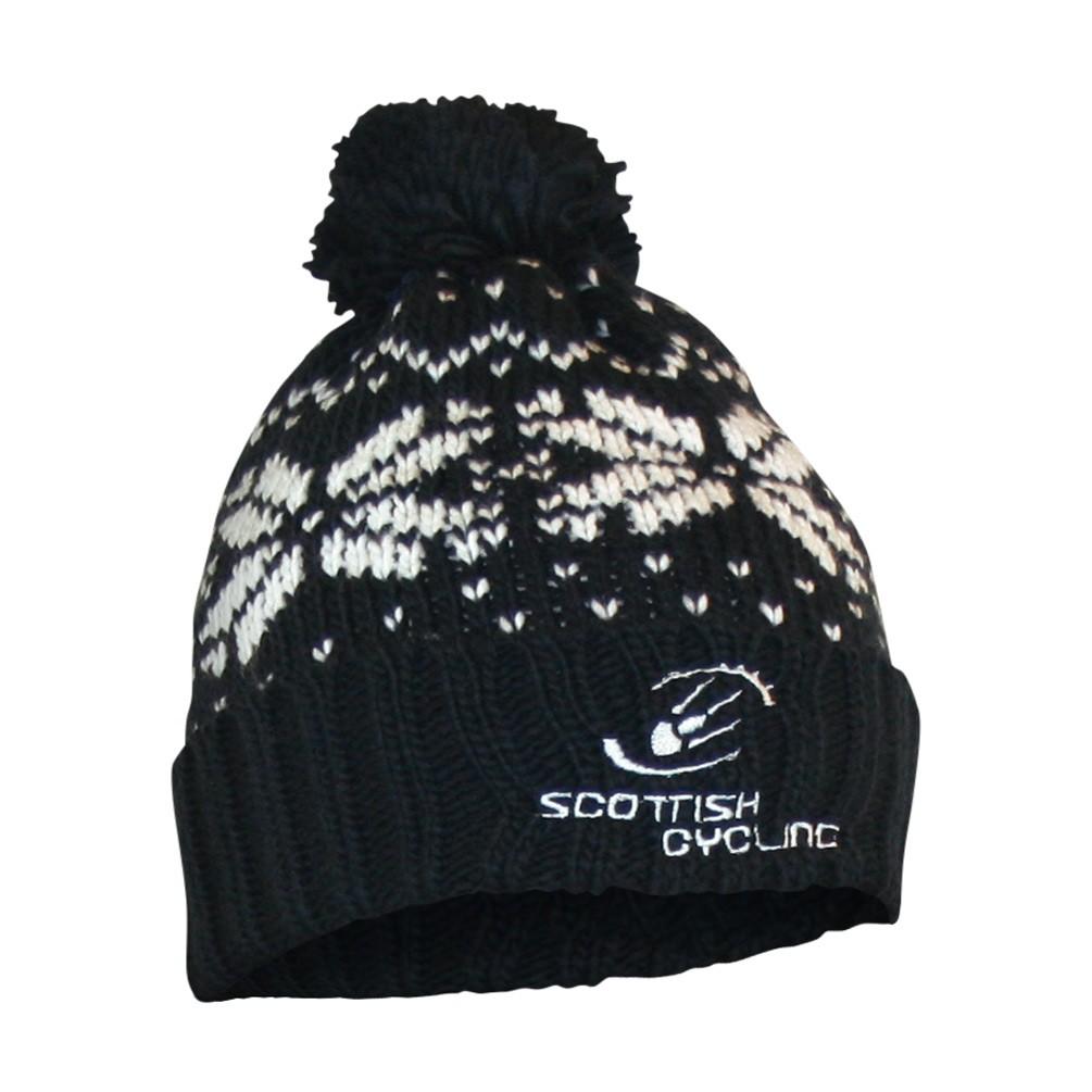 Scottish Cycling Replica Bobble Hat