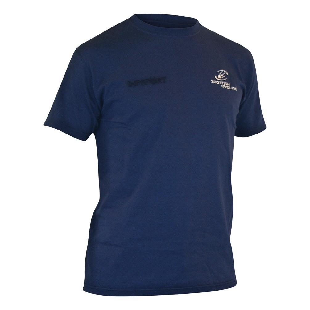 Scottish Cycling Replica T-Shirt Front