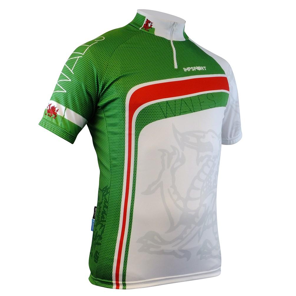 Impsport National Valiant Wales Jersey