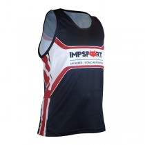 Impsport Patriot Running Vest - Full Back