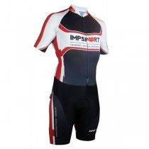 Impsport 'Patriot' Men's Short Sleeve Skinsuit
