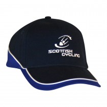 Scottish Cycling Replica Cap