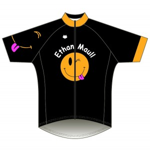 Ethan Maull Charity T1 Jersey