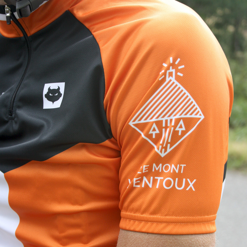 eaf7c930e Impsport King Of The Mountains Mont Ventoux Cycling Jersey
