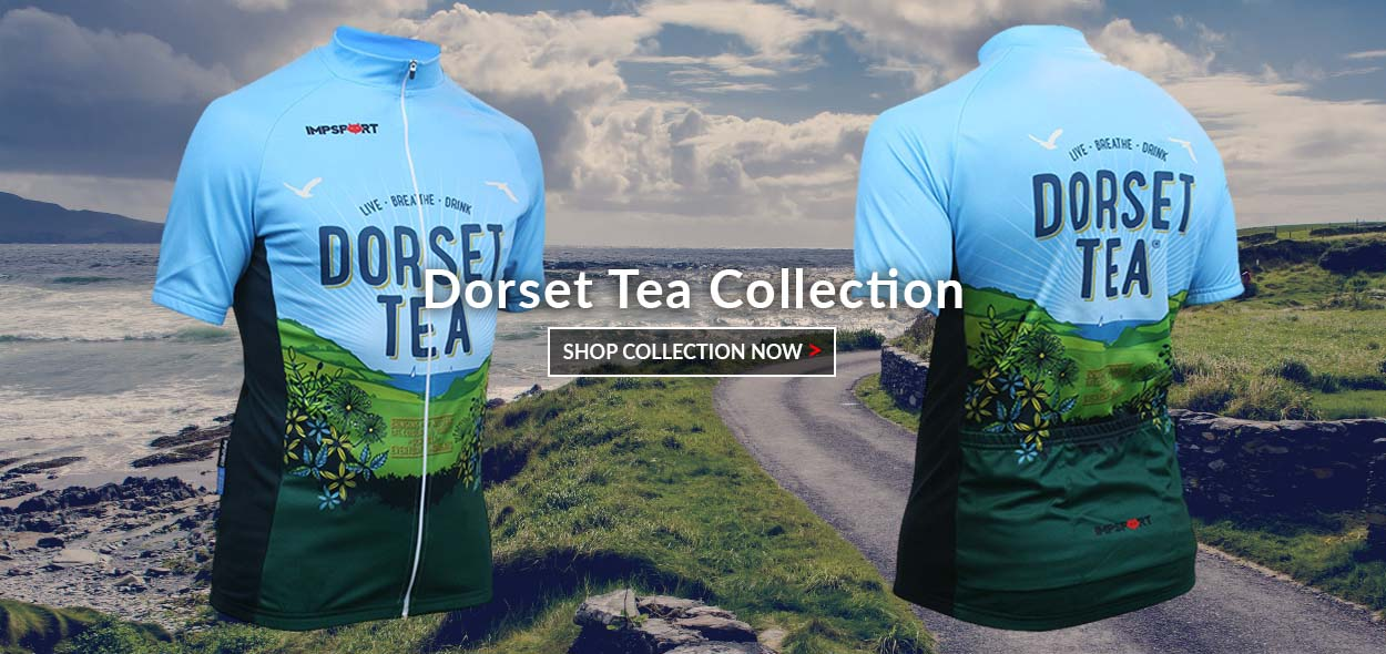 Dorset Tea Cycling Jersey