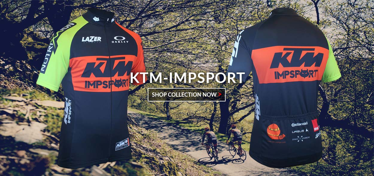 KTM Cycling Jersey