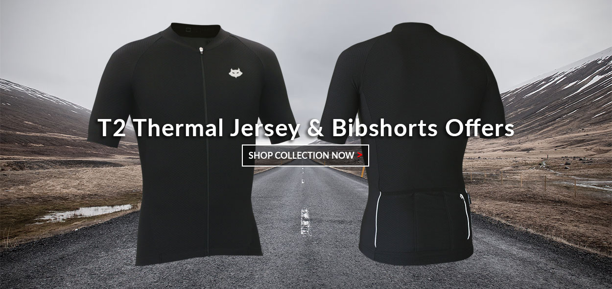 Impsport Thermal Jersey and Bibshorts