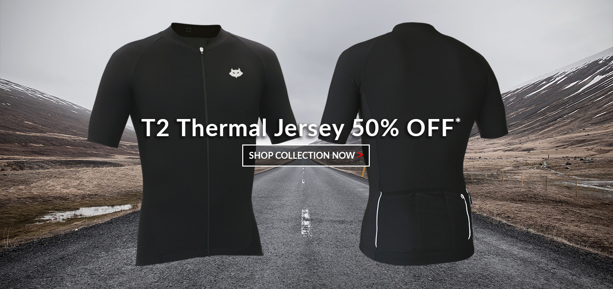 T2 Thermal Jersey