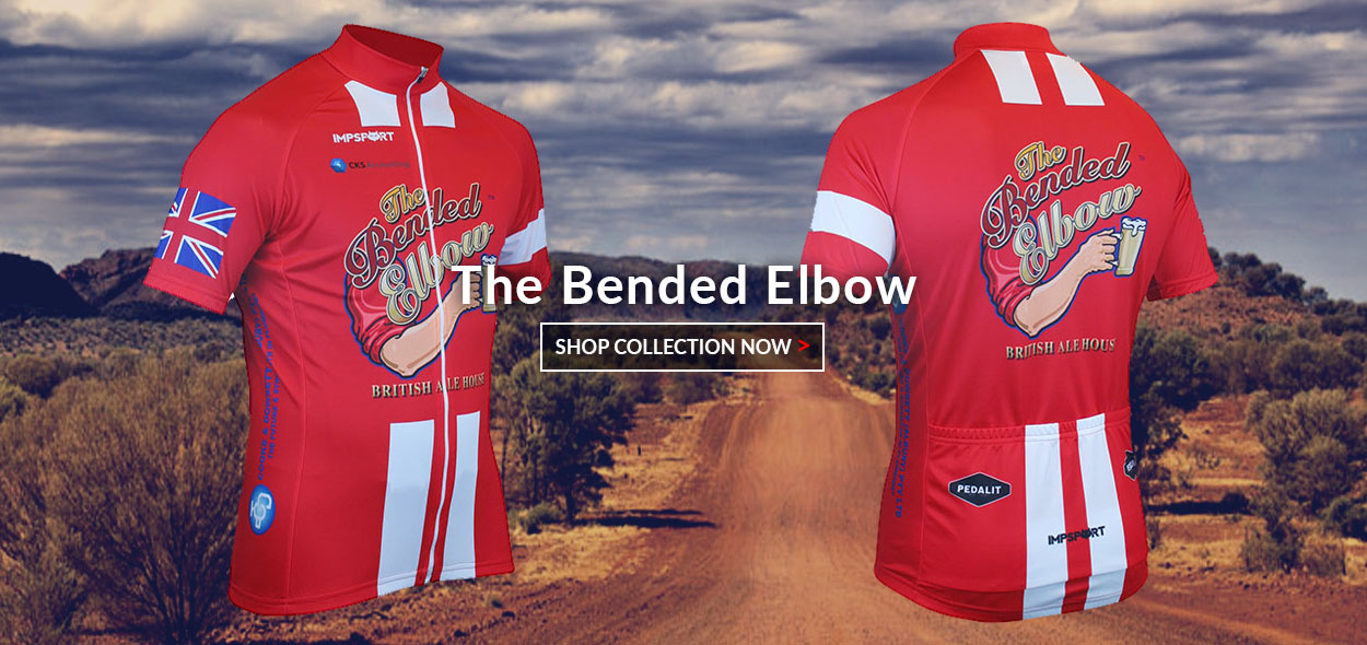 Bended Elbow Cycling Jersey